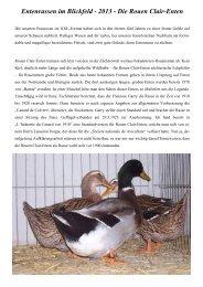 SVE Rouen-Clair kurz Internet - Enten-sv.de
