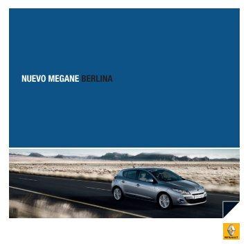 NUEVO MEGANE BERLINA - enCooche.com