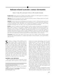 Balsam-related systemic contact dermatitis - JAAD 2001.pdf - AInotes