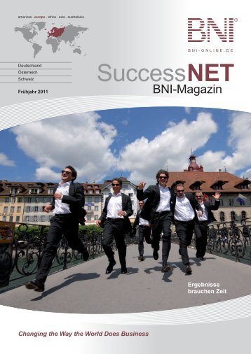 SuccessNET - Bni in