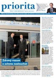 Priorita 1/2011 - Státní fond životního prostředí