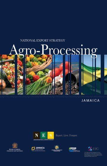 Agro-Processing Beverages Export Strategy