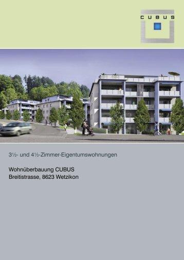 31⁄2- und 41⁄2-Zimmer-Eigentumswohnungen ... - ImmoServer AG