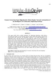 Feature Extraction from High-density Point Clouds ... - ENS Cachan