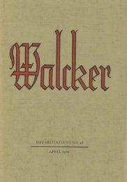 Hausmitteilung 28 1962 - walcker.com