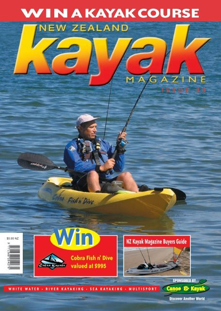 SAVEwith a - Canoe & Kayak
