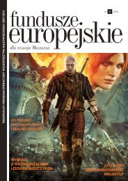 Biuletyn RPO WM_2_2012_plik na stronę.pdf - Mazowiecka ...