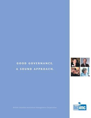 2001-2002 Annual Report - British Columbia Investment ...