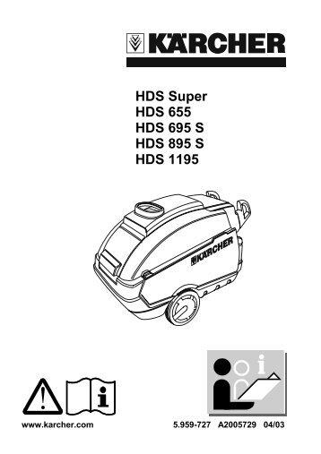 HDS 698-895-1195 - Karcher