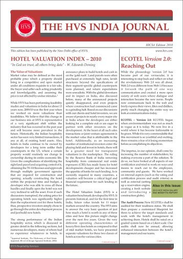 hotel investment handbook The hotel investment advisory is responsible for the elaboration of market studies,  the handbook does not set forth or suggest laws, codes or regulations, but .