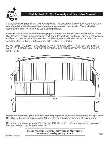 Davinci kalani 4 in 1 convertible crib and changer combo instructions