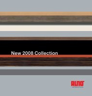 New 2008 Collection - ALNO