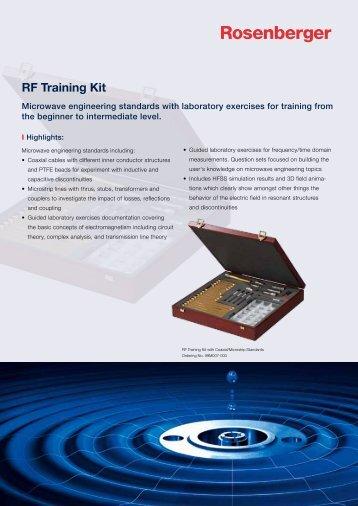 RF Training Kit - Rosenberger