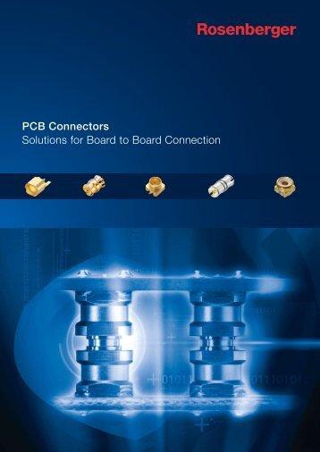 PCB Flyer - Rosenberger