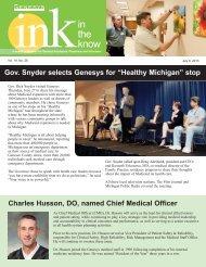 07/09/2013 - Genesys Regional Medical Center