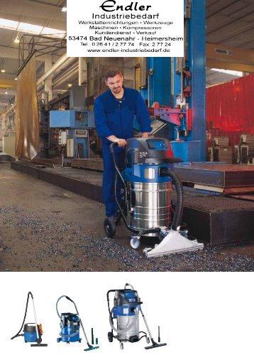 Alto Industriesauger - Endler Industriebedarf
