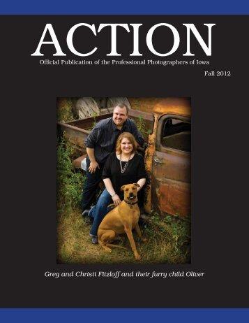Fall 2012 - Professional Photographers of Iowa