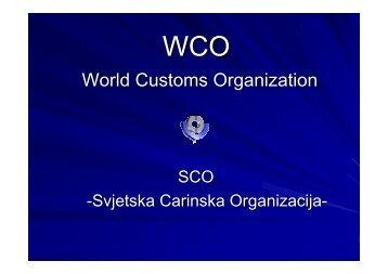 SCO 'prezentacija bez slika