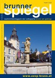 Brunner Spiegel 02/08 pdf-Datei - Österreichische Volkspartei Brunn ...