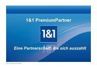 1&1 PremiumPartner