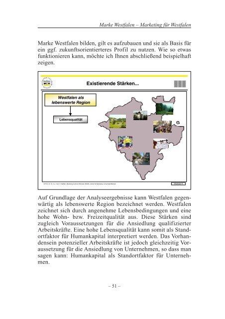Wirtschaftsstandort Westfalen - Westfalen Initiative