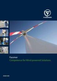 PDF I 2.3 MB - Fr. Fassmer GmbH & Co. KG