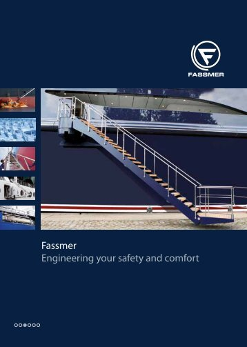 Fassmer Engineering your safety and comfort - Fr. Fassmer GmbH ...