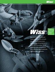Wiss - Cooper Hand Tools