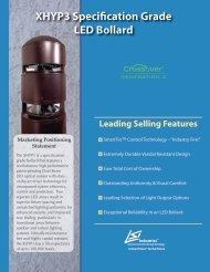 XHYP3 Specification Grade LED Bollard - LSI Industries Inc.
