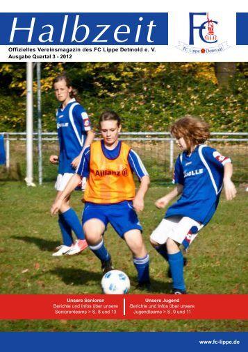 Quartal 3/2012 - FC Lippe Detmold