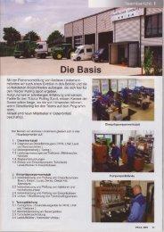 Die Basis - Team Lindemann