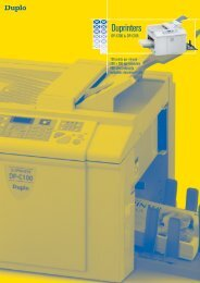 Down load PDF details - Chilvers Reprographics