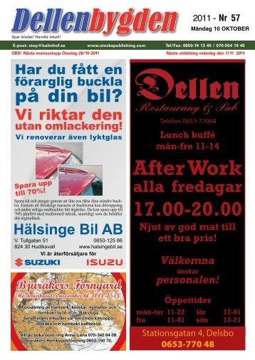 After Work - Stocka Publishing