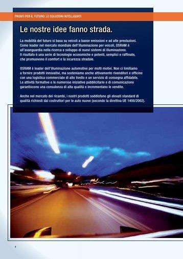 Catalogo automotive 2011 - Michele Caroli Srl