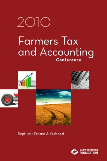 Farmers Tax and Accounting - California Society of CPAs