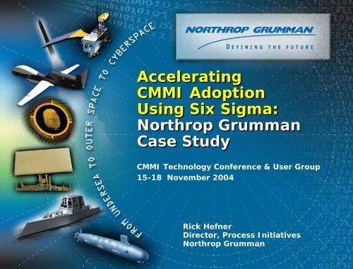 Accelerating CMMI Adoption Using Six Sigma ... - CMMI Institute