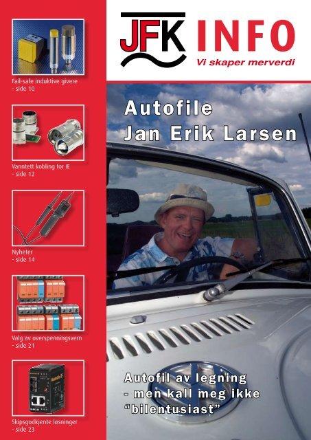 Trykk på link til JFK Info 2-2007 - Sivilingeniør JF Knudtzen AS