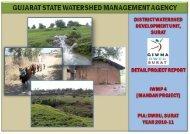 IWMP 4 - Commissionerate of Rural Development Gujarat State