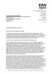 Antwort von FIAN Deutschland an Bundesentwicklungsminister Dirk ...