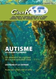 Journal du CINAK   Septembre 2009