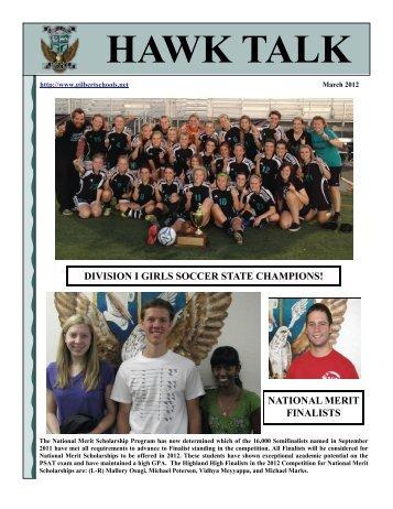 March 2012 - Gilbert Public Schools