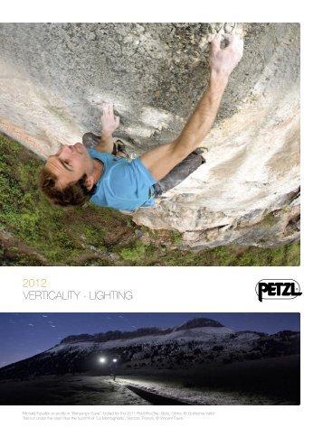 Petzl Sport 2012 Catalog