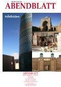 Usbekistan - Mythos Seidenstraße - Leserreisen - Seite 4