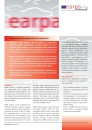 Publications - EARPA