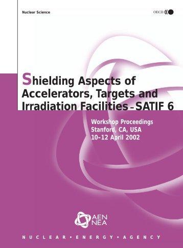 SATIF 6 - OECD Nuclear Energy Agency