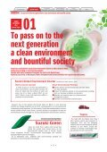 2011 Suzuki CSR Report - global suzuki - Page 5