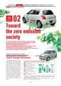 2011 Suzuki CSR Report - global suzuki - Page 6