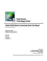 download - Food Service Technology Center