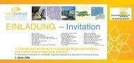 3. Internationale Konferenz für nachhaltige Regionalentwicklung ...