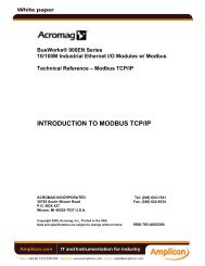 Omron CP1W-MODTCP61 CP1L / CP1H / CJ2M Modbus/TCP